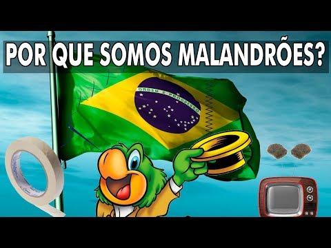 """Como surgiu o """"JEITINHO BRASILEIRO""""? thumbnail"""