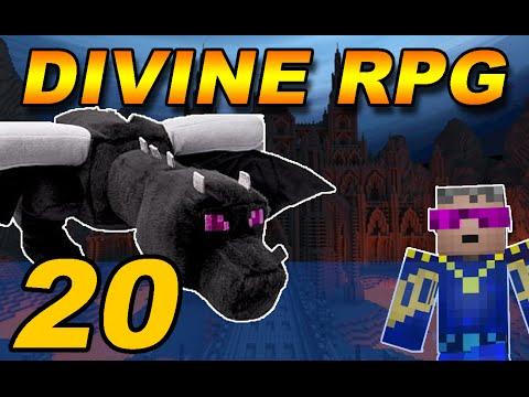 DivineRPG Minecraft (С. 20) СТРАШНЫЙ СОН  и Выживание с Модами в Майнкрафт и GeronCraft