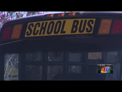 Minor injuries reported in morning school bus crash