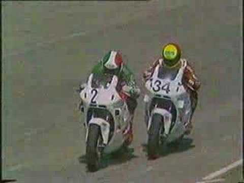 Honda cbr 600 challange bike racing 1988 carnaby