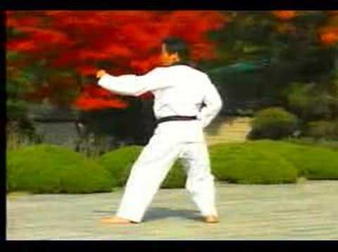 4. Taekwondo Poomsae Taegeuk Sa Jang (wtf) video