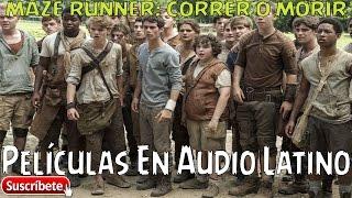 MAZE RUNNER: CORRER O MORIR / The Maze Runner - [2014] [Audio Latino]