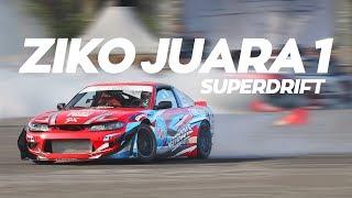 Ziko Juara 1 SuperDrift!   SPECIAL 100k SUBSCRIBER