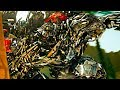 Transformers revenge of the fallen  Optimus prime vs The fallen and Megatron (1080pHD VO)