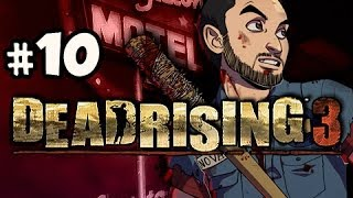 DAMSEL IN DISTRESS - Dead Rising 3 Co-op w/Nova & Sp00n Ep.10 ( Xbox One )