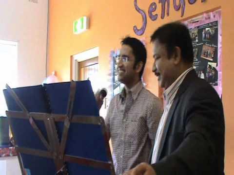 Tumne Mujhe Dekha Teesri Manzil by NeiL feat. Goutam LIVE