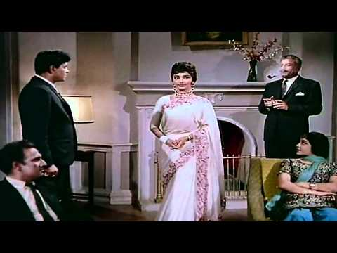 Aji Rooth Kar Ab Kahan Jaiyega - Lata - Arzoo (1965) - HD
