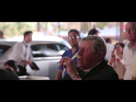 Jerry Lewis fala de sua participação em ''Até que a Sorte nos Separe 2'' (720p)