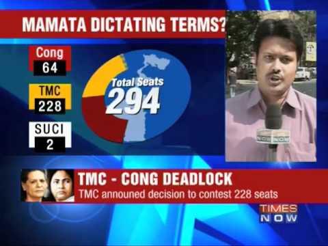 Mamata's deadline ends, will Congress blink?