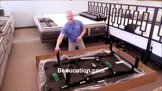 Beducation® - Simplicity 3.0 Leggett and Platt Adjustable Bed