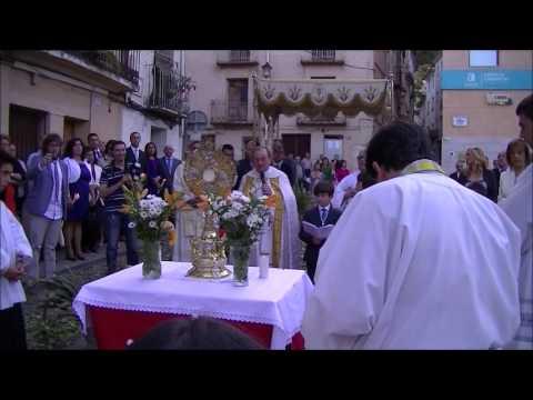 CORPUS CHRISTI 2013 COCENTAINA reportatge complet