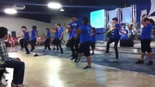 Israel Houghton- Te amo/I love you (JESUS DANCE CREW)