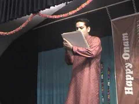 Bridgewater Onam 2008 25 Jay Prakash Adi Poli Song video