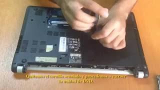 COMO DESTAPAR Acer Aspire V5-431 / Acer Aspire  V5-431 Disassembly
