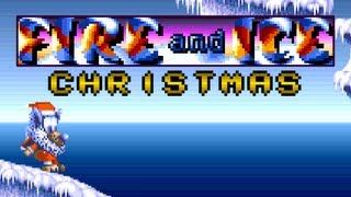 LGR - Fire & Ice Christmas Special - Amiga Game Review