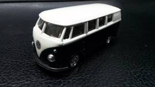 Welly 52221 VW Volkswagen Microbus  Modern Diecast China 1:60