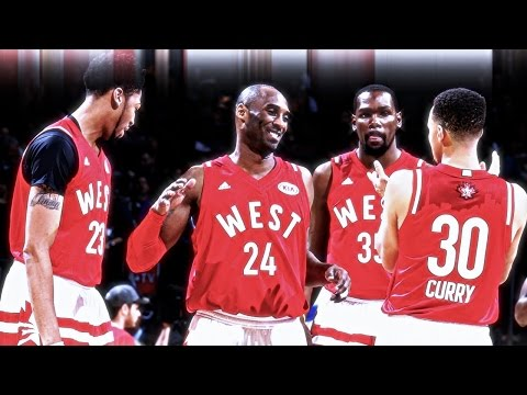 NBA ALL STAR 2016 MIX - Sky Full Of Stars - HD