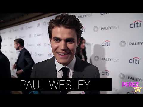 Nina Dobrev Shares Her Prank On Paul Wesley For His Directorial Debut!