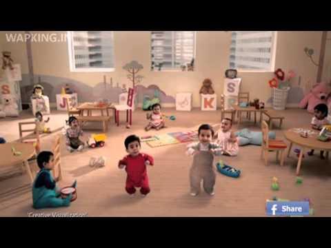 Kit Kat (Dancing Babies) HD(waploft.in).mp4