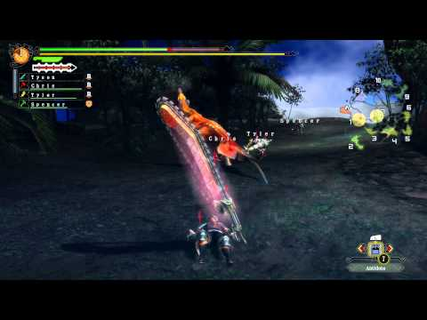 Monster Hunter 3 Ultimate Wii U - Episode 20