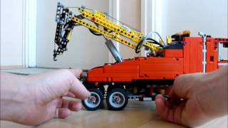 Lego Technic 42008 Replica by dokludi