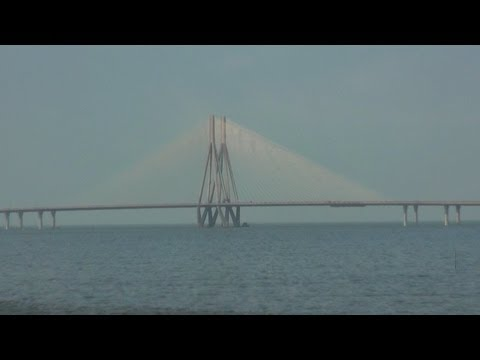 Mumbai's Bandra-Worli Sea Link
