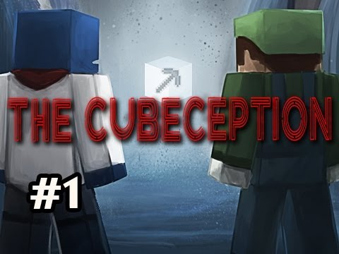 Minecraft: The Cubeception w/ Nova & SSoH Ep.1: We Gotta GO DEEPER
