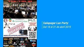 Sabes lo que es la Galapagar Lan Party?