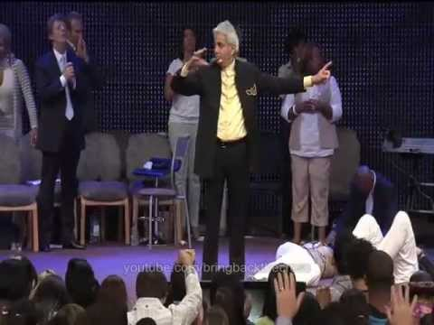 Benny Hinn - Raw Anointing of the Spirit in South Carolina