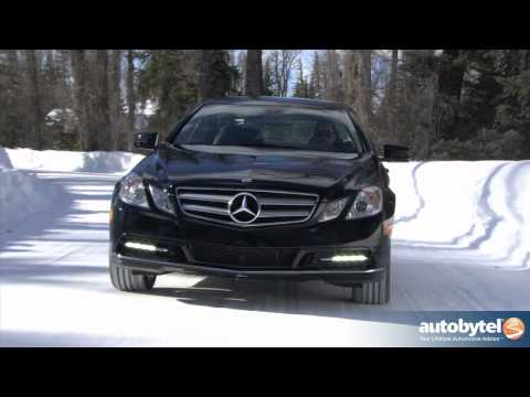 2012 Mercedes-Benz E350 Test Drive & Luxury Car Video Review