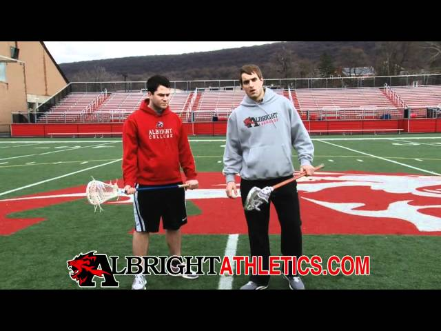 Albright Lacrosse Coaching Tips - Faceoffs