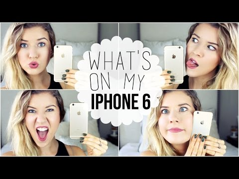 What's on My iPhone 6: How I Edit My Instagram Pictures