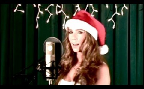 Mariah Carey - All I Want For Christmas Is You  ( Lisa Lavie )