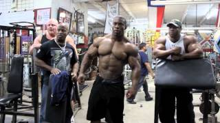 Becoming Mr O Episode 4 PoseDown at Metro Flex