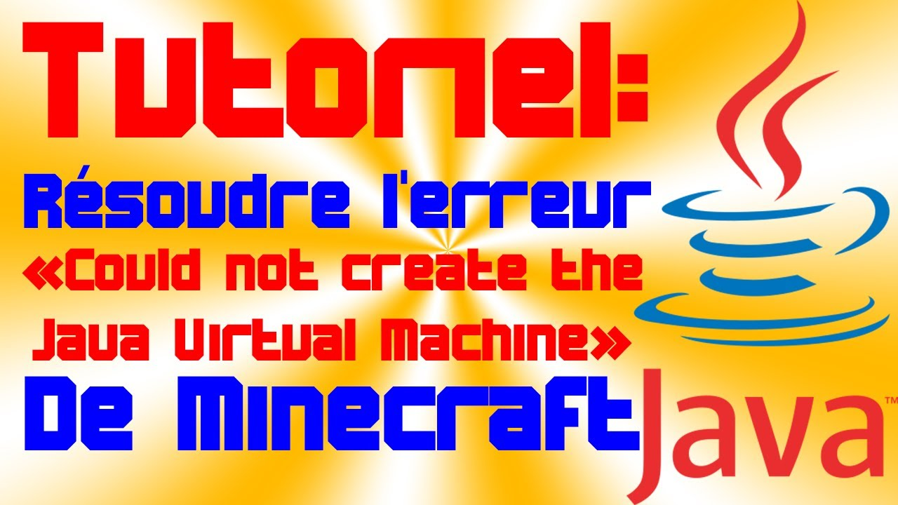 java could not create machine