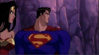 Superman/Batman: Apocalipsis - Superman Wonder Woman Batman vs Ejercito de Doomsday - Latino HD