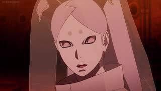 When Urashiki Meets Momoshiki and Kinshiki ōtsutsuki