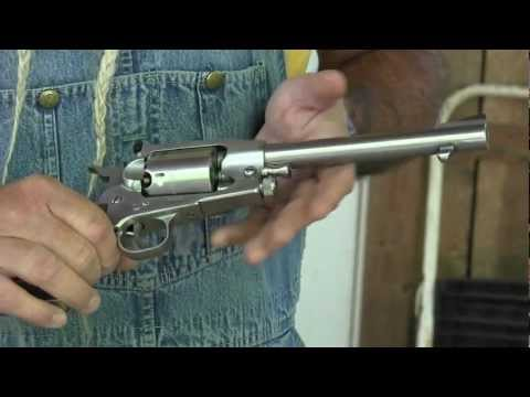 Belt Mountain Quick-Change Cylinder Conversion for the Ruger Old Army Revolver - Gunblast.com