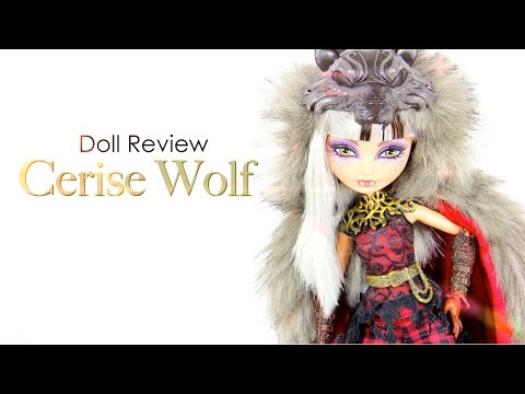 Doll Review: Cerise Wolf Comic-Con Exclusive