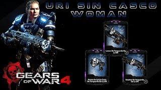 """Gears of War 4 l 1ra  Partida Debut """" Uri sin Casco W"""" l FT lMarial G  l  1080p Hd"""