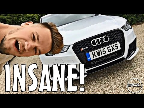 OMG THE NEW 2015 AUDI RS3 IS INSANE!!!