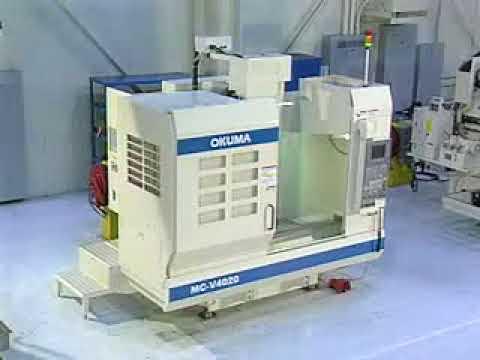 Centro de Mecanizado Okuma MC-V4020