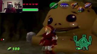 Legend of Zelda: Ocarina Of Time: Streaming With ChiSpooky: Ep. 6