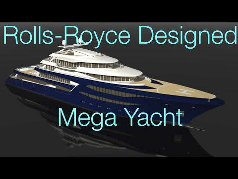 Merrill Stevens NVC 85Y Designed and Powered by Rolls-Royce Marine