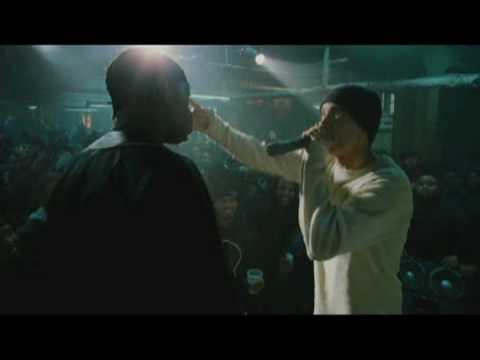 8 Mile Eminem All 3 Rap Battles video