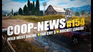 Coop-News #154 / Ранний доступ Wild West Online, Обновление для Rocket League в честь второй годовщины игры