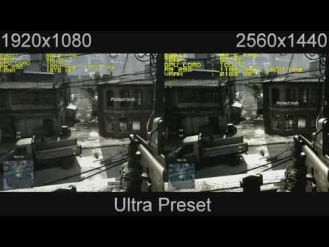 1080p vs 1200p vs 1440p vs 1080p