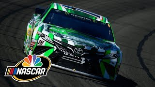 How Kyle Busch rebounded after speeding penalty in Fontana | Motorsports on NBC