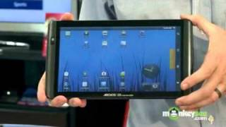 Best Android Tablets - Archos 10