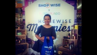 VLOG: Shopwise Home Wise Mom Event at Festival Mall - Mommy Levy